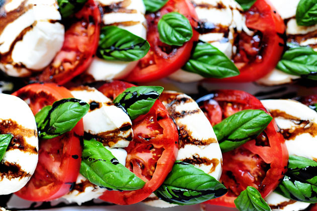 Passover-Friendly Recipes That Are Delicious All Year Round | Caprese Salad