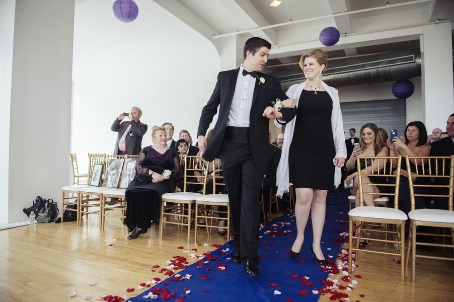 Chic Urban Jewish Wedding | The Lilypad Agency12