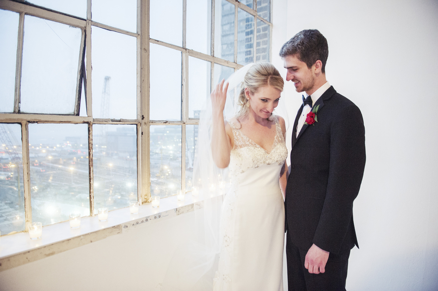 Chic Urban Jewish Wedding | The Lilypad Agency20