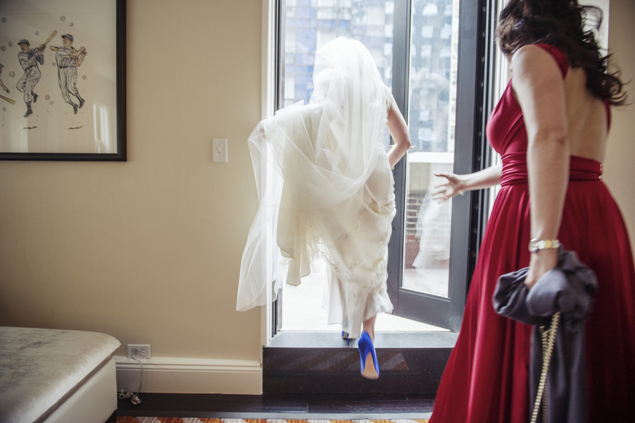 Chic Urban Jewish Wedding | The Lilypad Agency4