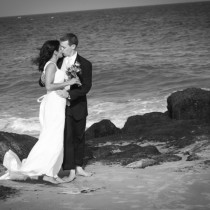 Jewish Beach Wedding | Tiffany Caldwell Photography 10