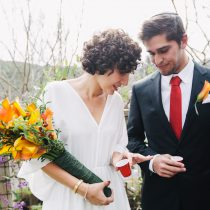 Backyard Jewish Wedding California | IQPhoto Studio 16